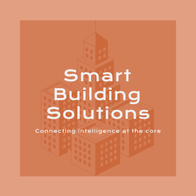 smart building logo access control solutions